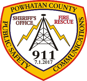 Public Safety Communications Department logo