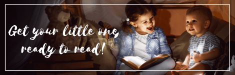 Get your little one ready to read!